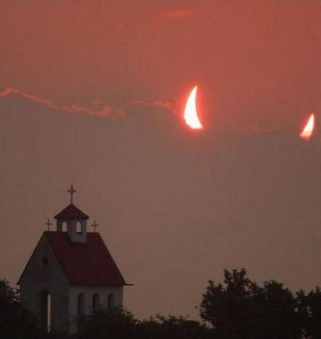 Дьявол следит за нами