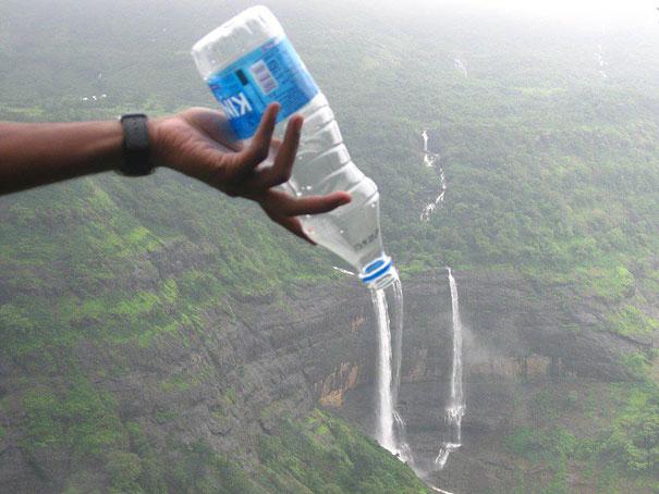 Откуда берутся водопады